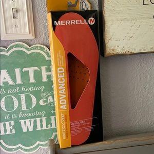 Merrell Men's Insoles New Size 8